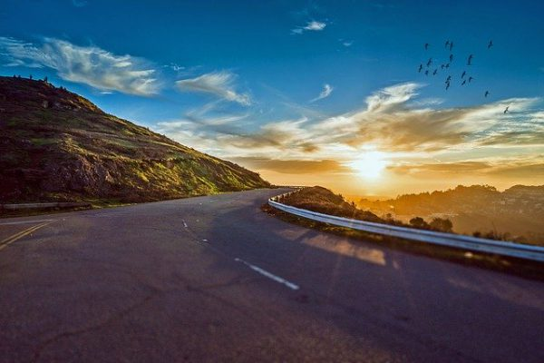 Malaga-carretera