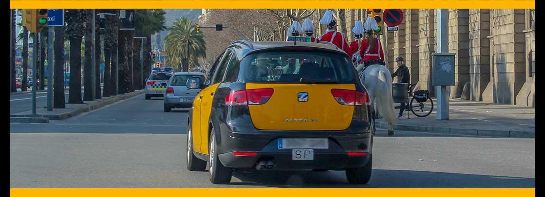 color-taxis-españa-barcelona