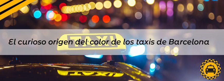 color-taxi-barcelona