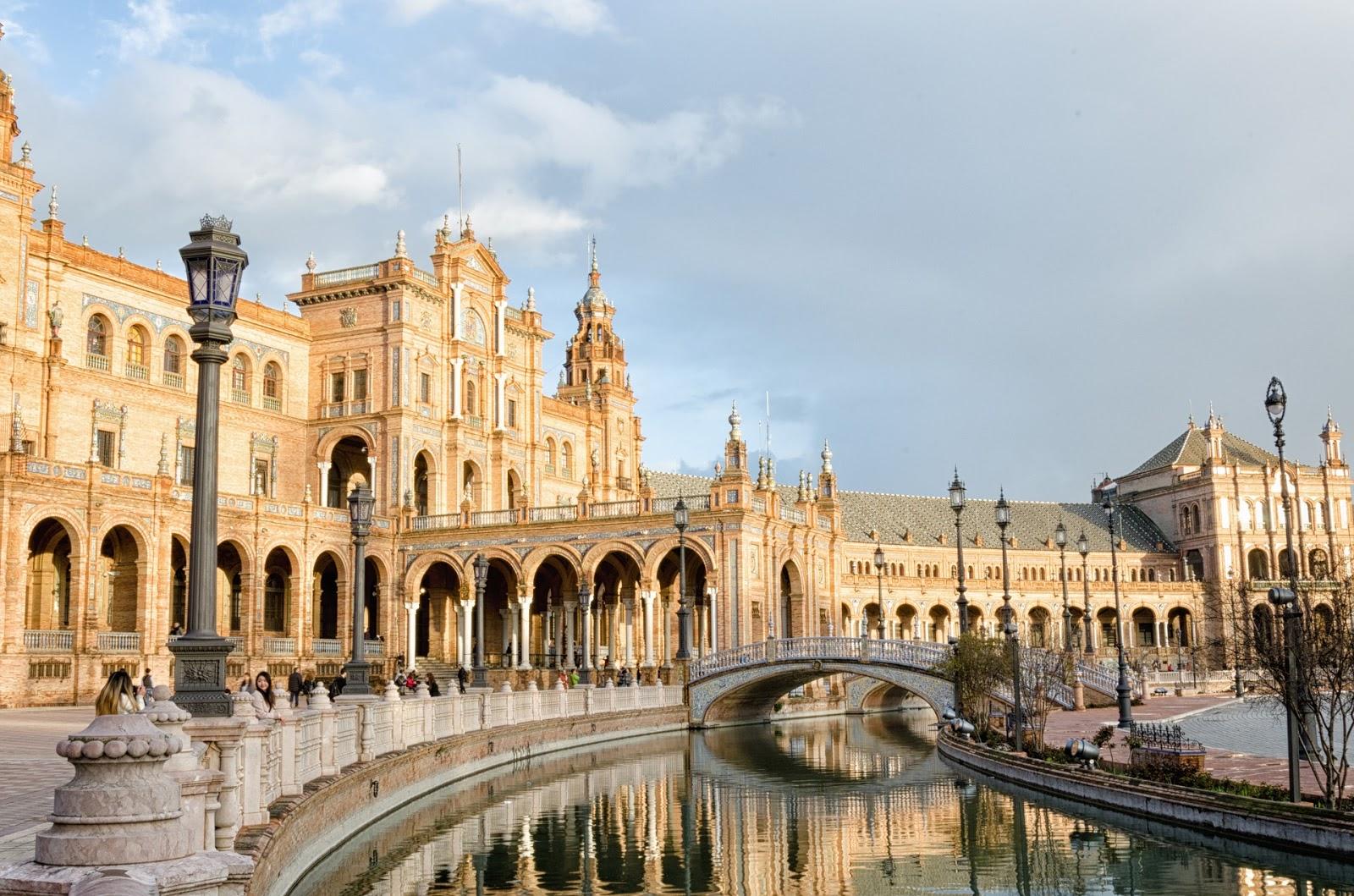 como ir de Málaga a Sevilla