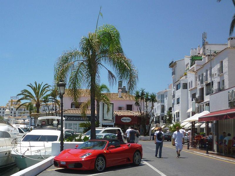 taxi puerto banus