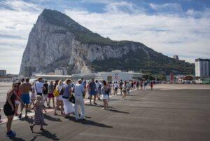 taxis de malaga a Gibraltar
